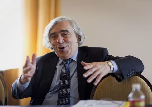 U.S. Energy Secretary Ernest Moniz