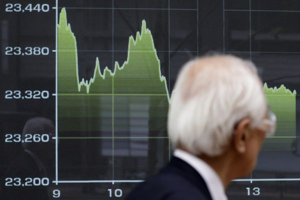 Japan Stocks Look to Cap Fourth Weekly Gain After Rate Decisions