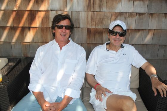 Milken, Mnuchin Join Blankfein in the Hamptons to Fix World