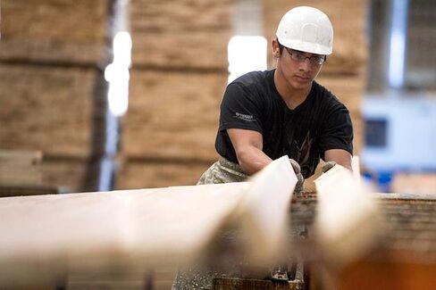One Forecaster Turns Bullish on Jobs
