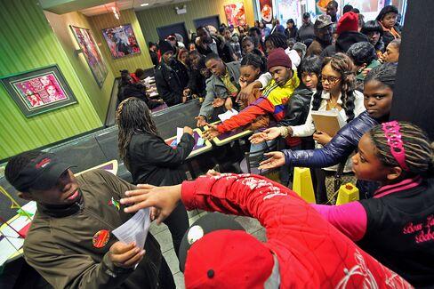 McDonald's Hiring Day