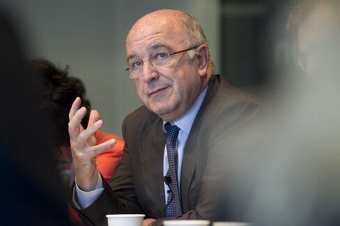 EU Competition Commissioner Joaquin Almunia