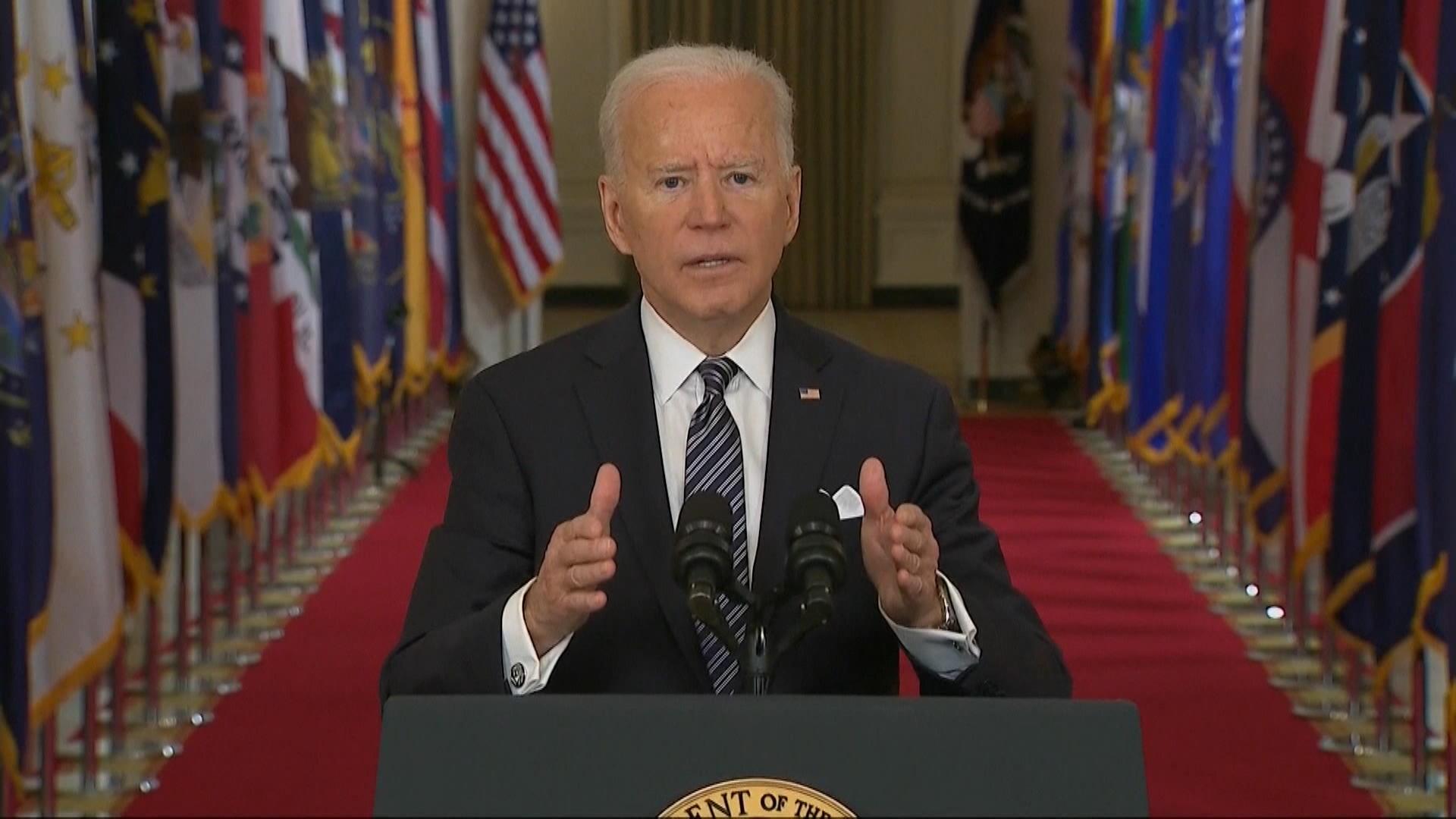 Biden: America Is Coming Back thumbnail
