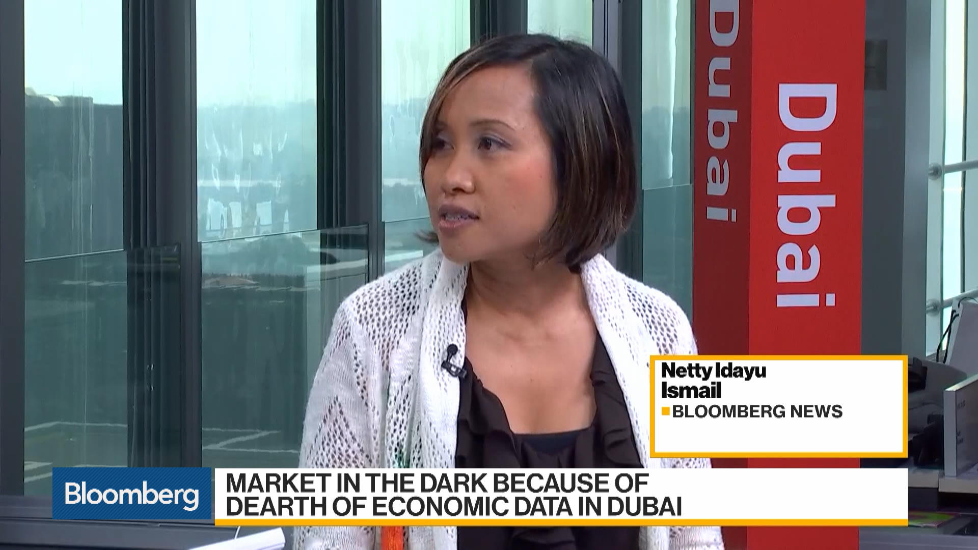 Nobody Knows How Dubai's Economy's Been Doing Lately - Bloomberg