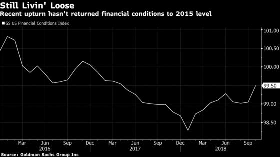 U.S. Growth Engine Looks Able to Power Past Stock Market's Woes