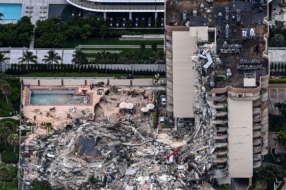 Florida Building Collapse Reverberates Across Latin America