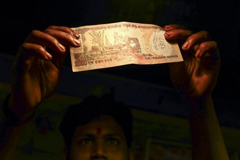 India Fighting Worst Crisis Since '91 Limits Capital Flows
