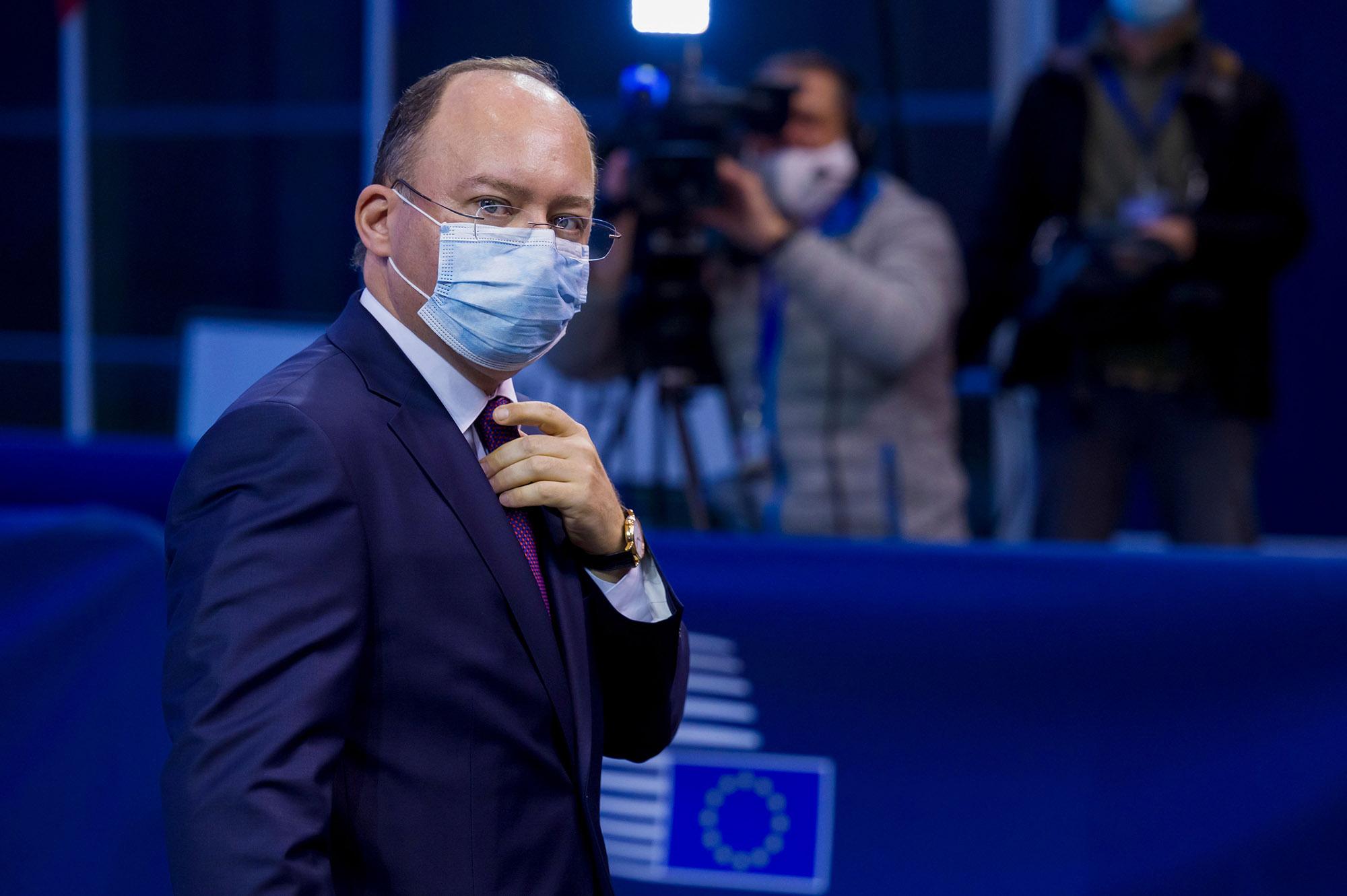 Luxemburg - Uniunea Europeană - diplomație