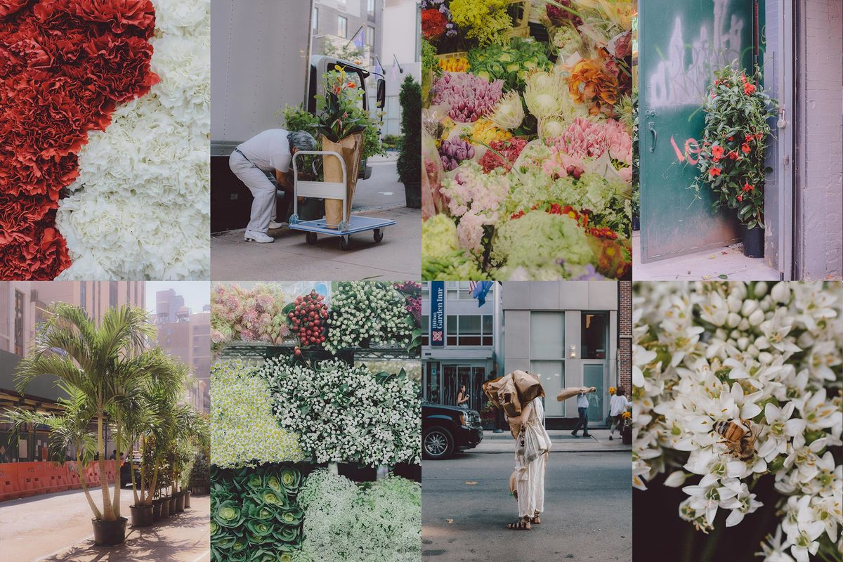 New Yorks Flower District Is Dying Bloomberg