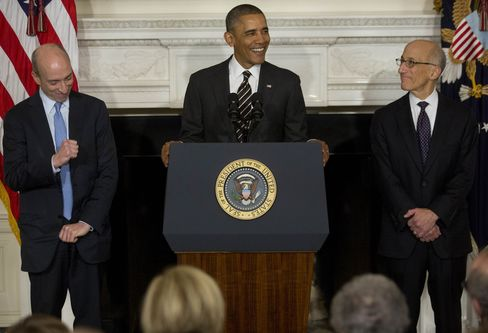 Obama Nominee for Swaps Agency Draws Skepticism Over Experience