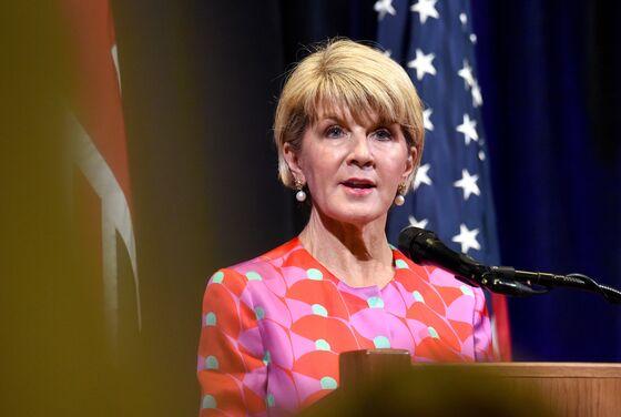 Australia's Former Foreign Minister Julie Bishop Quits Parliament
