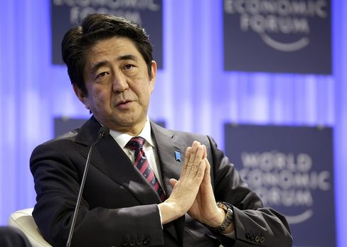 Abe Comparing China to Pre-World War One Germany Fuels Tensions