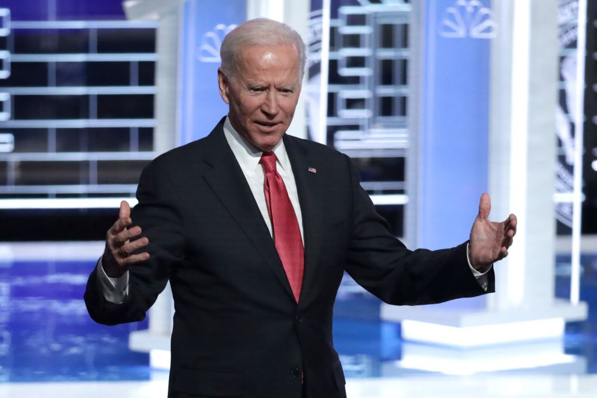 Everybody Knows Biden Is Toast. Except Voters.