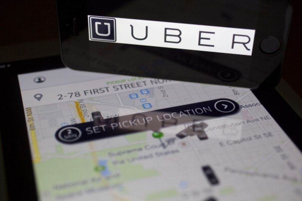 Tips for Uber Drivers? Not From Me - Bloomberg