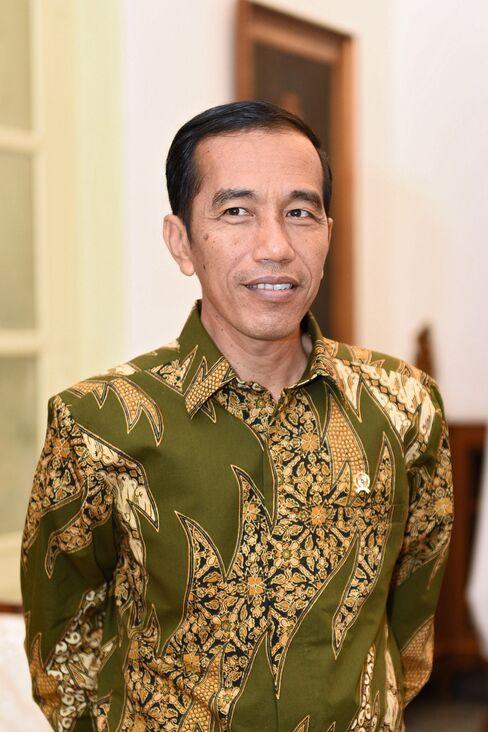Joko Widodo, President of Indonesia.