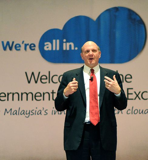 Microsoft Wins Largest Federal Contract for Cloud