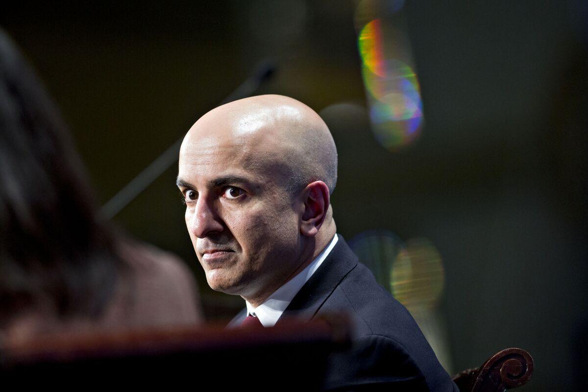 Fed's Kashkari Says U.S. Shouldn't Ease Bank Capital Rules