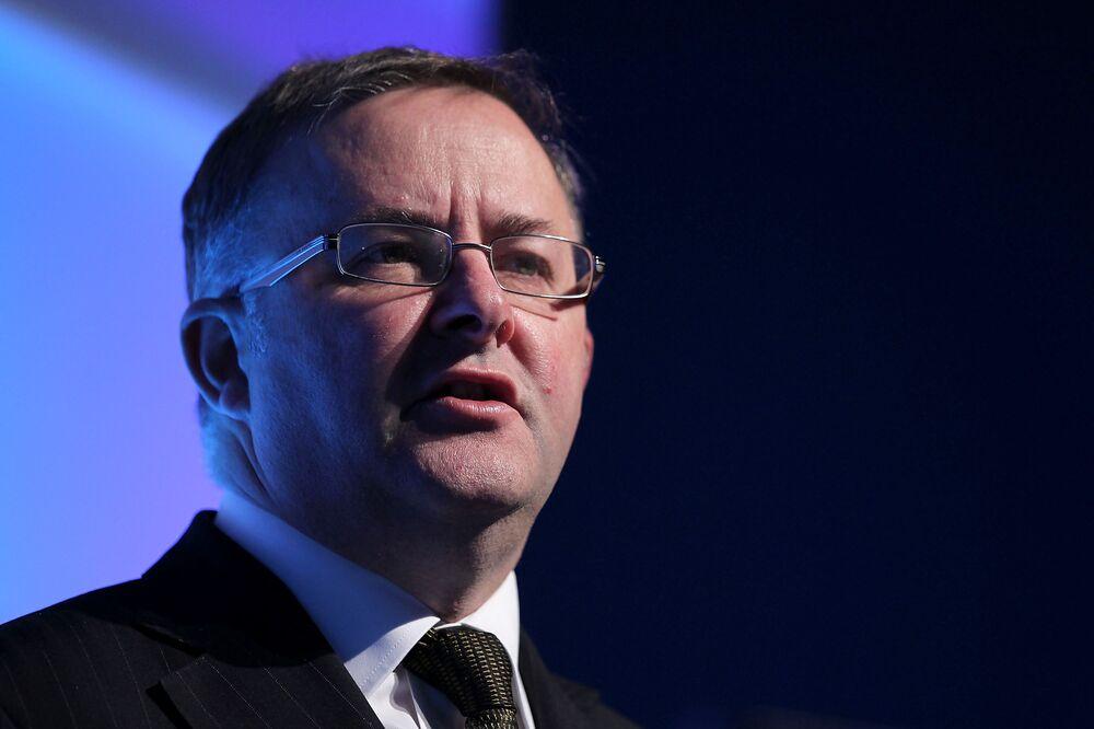 Left Winger Albanese to Become Australian Opposition's New Leader