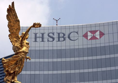 HSBC Mexico Branches Said by U.S. to Be Drug Trafficker Favorite