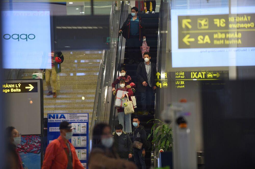 Coronavirus News Vietnam To Quarantine Arrivals From China Bloomberg