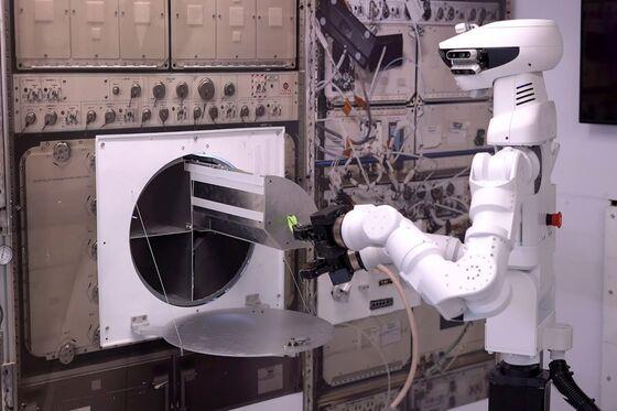Space Exploration's Next Frontier: Remote-Controlled Robonauts