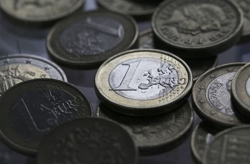 Euro Touches 2-Year Low