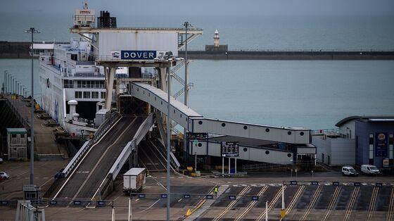 U.K. Warned That No-Deal Brexit Would Exacerbate Port Crisis
