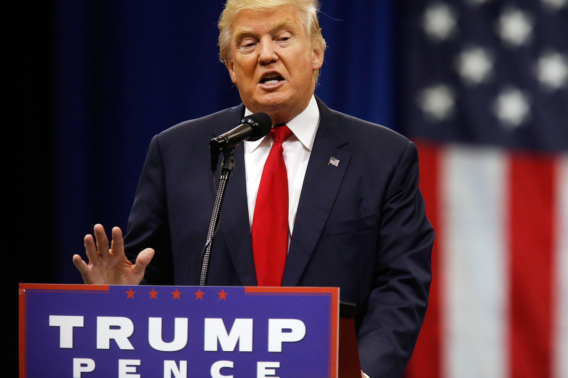 Donald Trump the Mortgage Broker Was in Trouble From Moment One