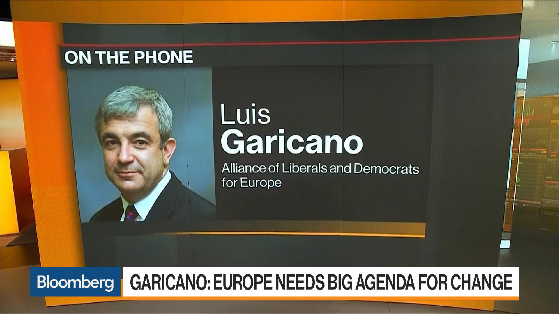 Vestager Has Good Chance of Being Commission President: ALDE's Garicano