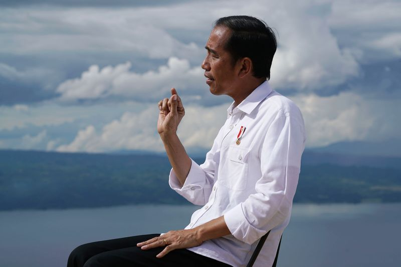 Jokowi heads to 2018 with backing of stronger indonesian economy jokowi heads to 2018 with backing of stronger indonesian economy reheart Images