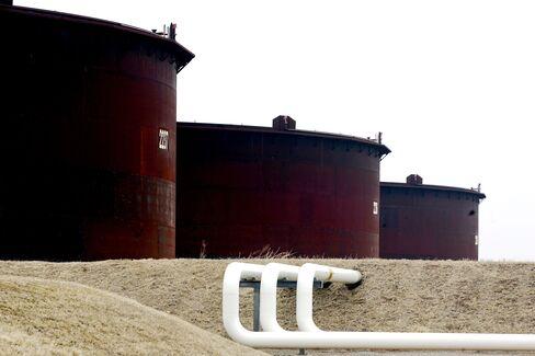 Brent Oil's Record Open Interest Threatens WTI