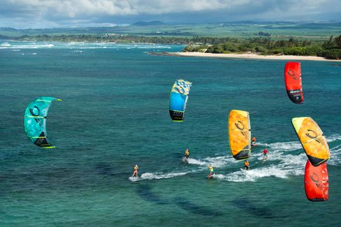 Whether you want to go kitesurfing or just hang out, Nowboat has options.