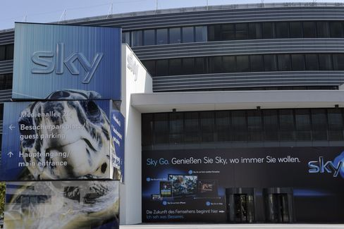 News Corp. Agrees to Increase Stake in Sky Deutschland to 54.5%