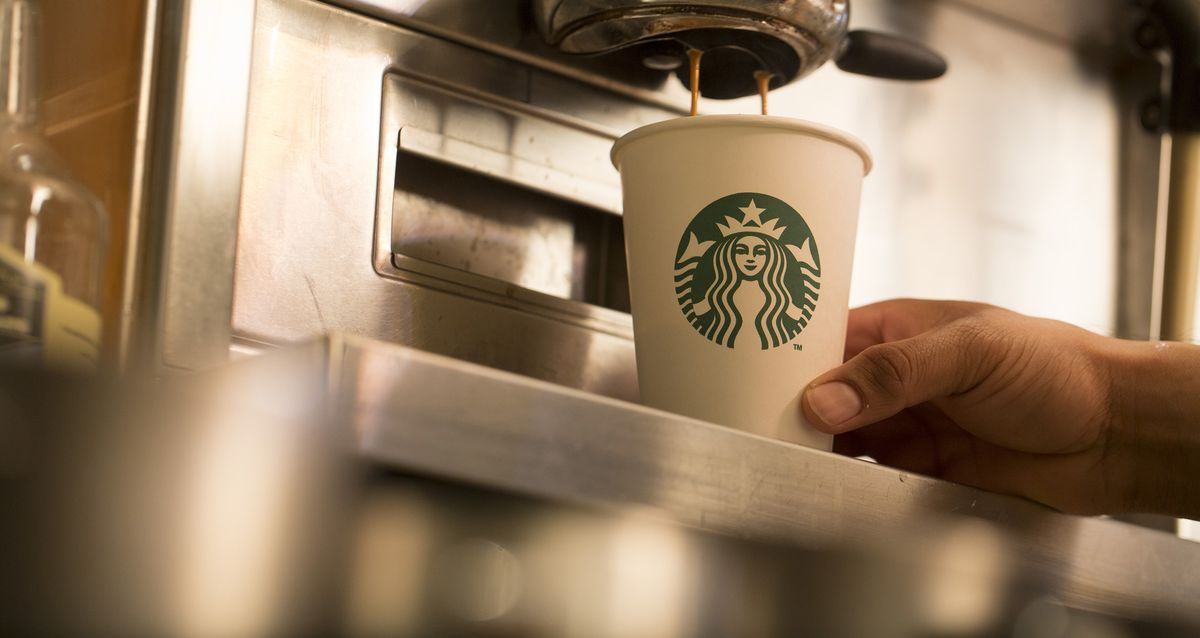 Buying Your Starbucks Fix With Bitcoin Is Now Closer to Reality