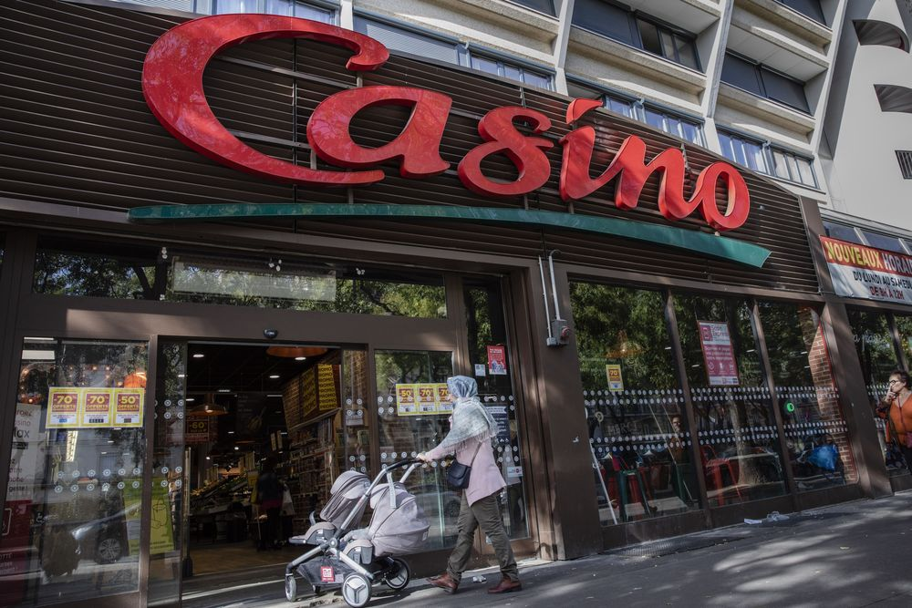 Casino Intermarche Probed By Eu Over French Supermarket Pact Bloomberg