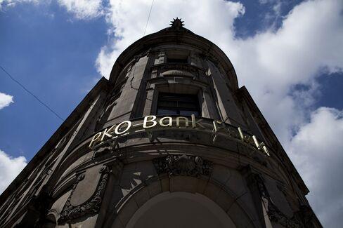 PKO Bank Polski SA Bank Branch In Wroclaw, Poland