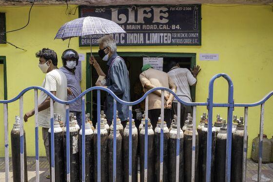 Indian Diaspora Struggles to Help Homeland 'Gasping for Air'