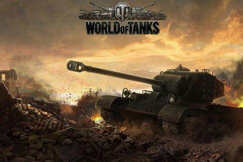 Is 'World of Tanks' the Belarusian 'Farmville?'