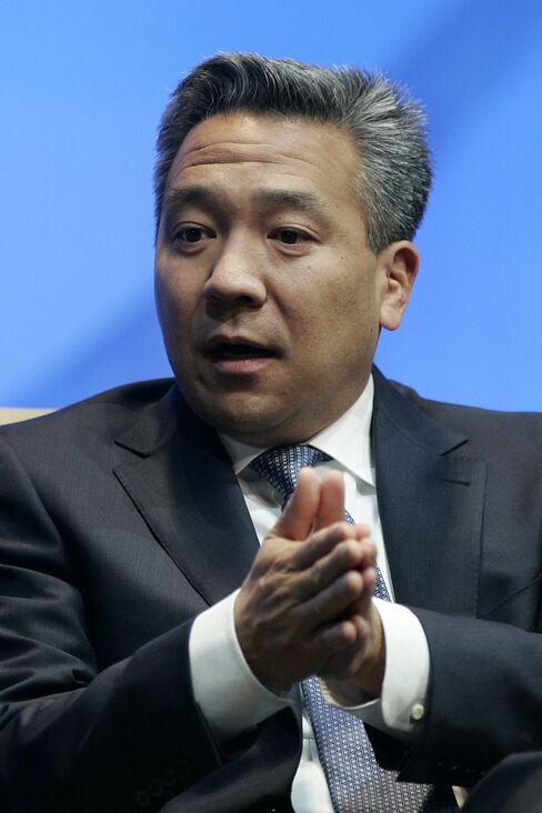 Warner Bros. Home Entertainment Group CEO Kevin Tsujihara