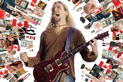 Genius: The Nickelback Story