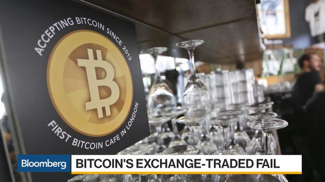 SEC Quashes More Bitcoin ETF Pitches in Another Blow to Crypto