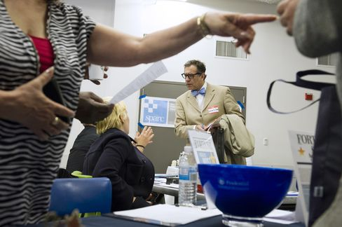 Jobless Claims in U.S. Unexpectedly Decline to Five-Year Low