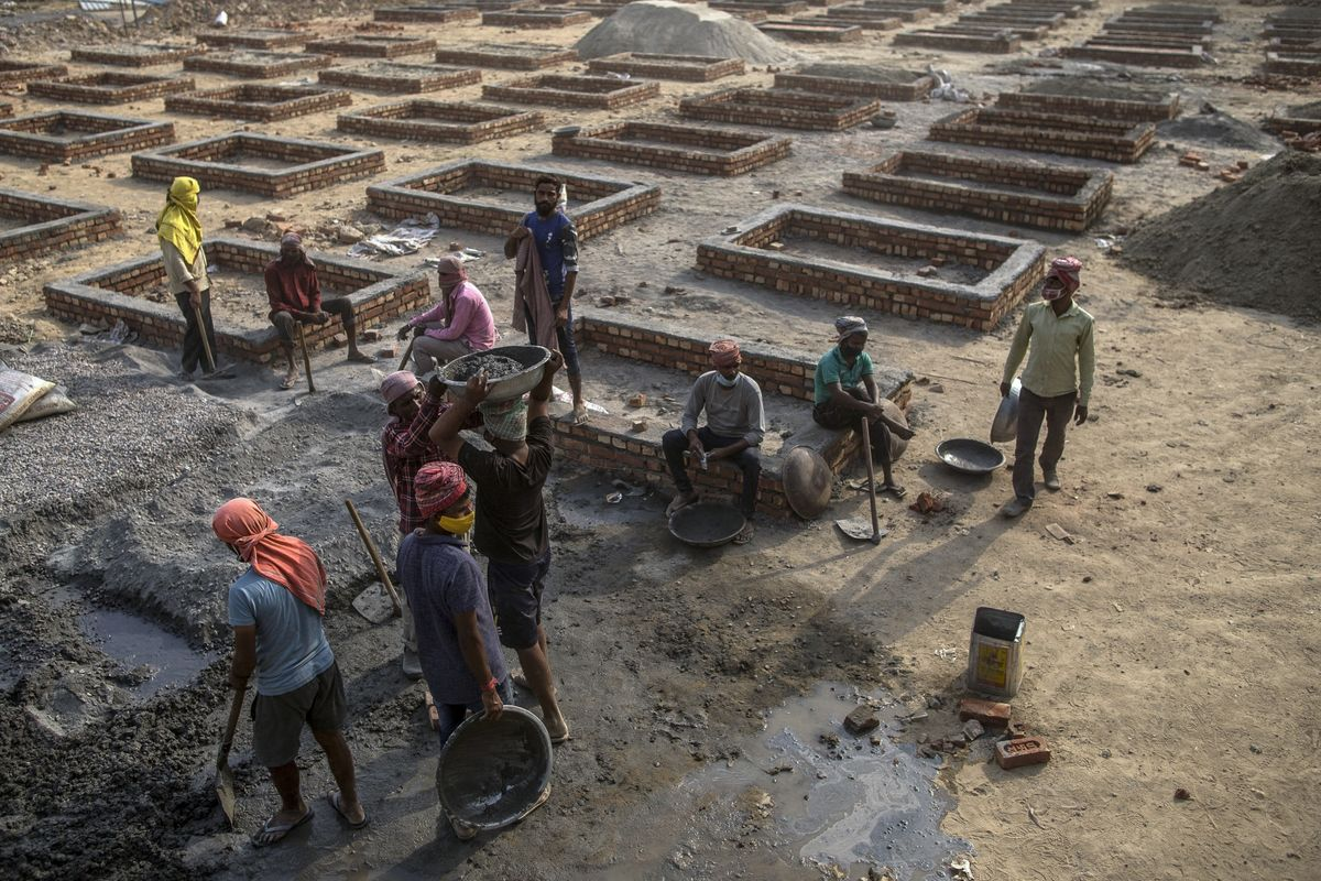 Covid May Have Claimed as Many as 5 Million Lives in India