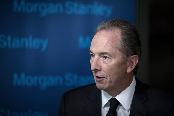 Morgan Stanley CEO: 'I Don't Think Crypto Is a Fad'