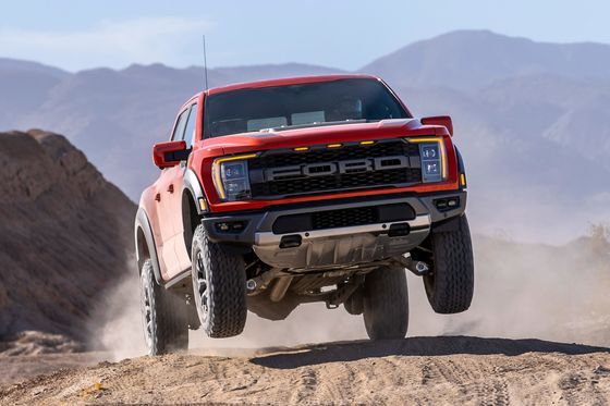 Ford Overhauls Pricey Raptor Truck to Take On Surging New Rivals