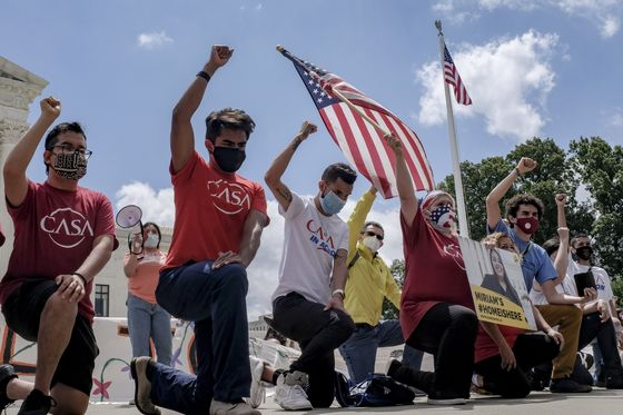 Dreamers Still in Peril as Court Focus Shifts to Texas Challenge