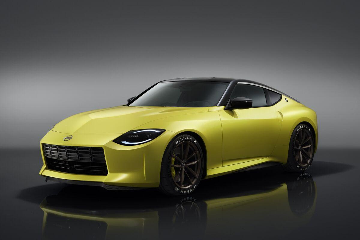 Nissan Seeks to Reclaim Fairlady Z Magic With New Successor
