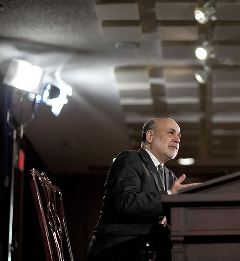 Bernanke Wields New Tools for Jobs as Fed Enters Unmapped Ground