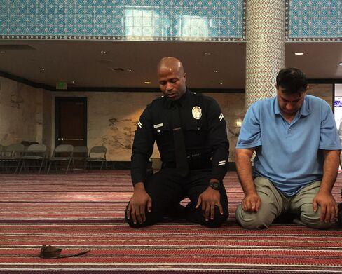 Shawn Alexander and Mohammed Akbar Khan