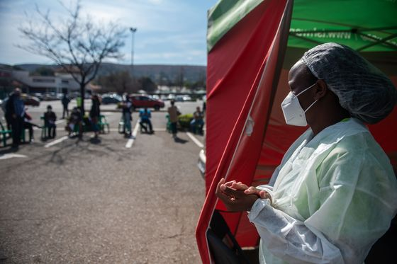 As the Rich World Moves On, Africans Face Repeated Virus Waves